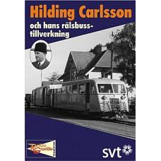 DVD Hilding Carlsson och hans rälsbusstillverkning