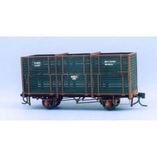 DONJ L 509 - 512 - Träkolsvagn / Flisvagn