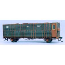 DONJ LL 519 - 521 - Träkolsvagn / Flisvagn