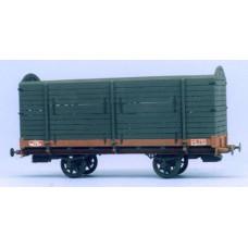 HNJ Lm/Ls 231 - 294 Träkolsvagn