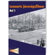 DVD Lennarts järnvägsfilmer del 1