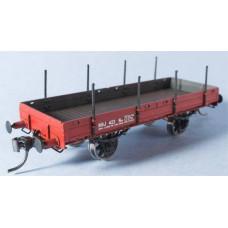 NBJ N, äldre öppen godsvagn